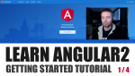 Learning Angular 2 – Getting Started Tutorial